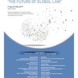 "International Symposium on ""The Future of Global Law"""